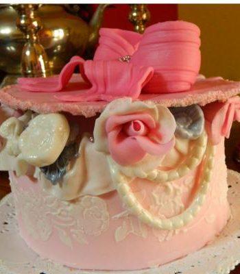 torta scrigno prezioso