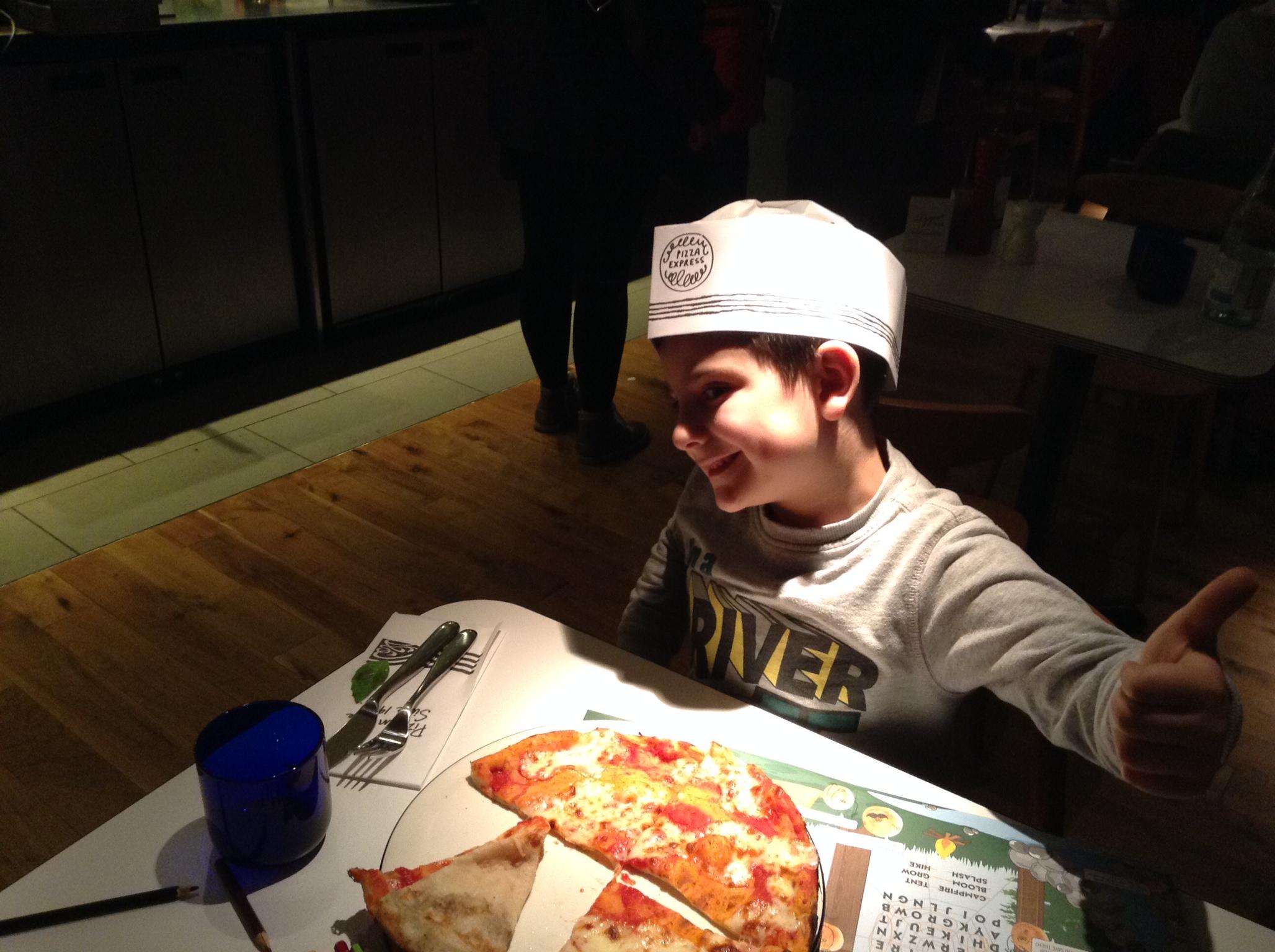 pizzeria londra