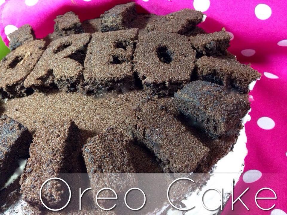 oreo cake divina