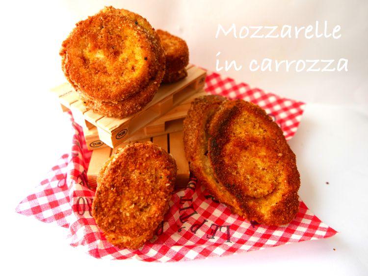 Mozzarelle in carrozza