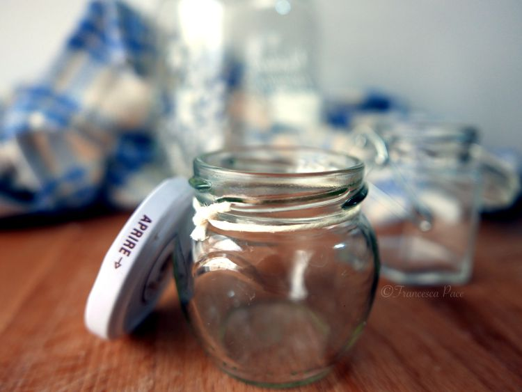 sterilizzare i vasetti
