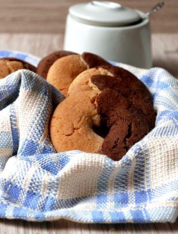 Biscotti abbracci come mulino