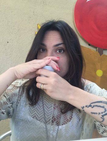 Francesca Pace Food blogger napoletana olio