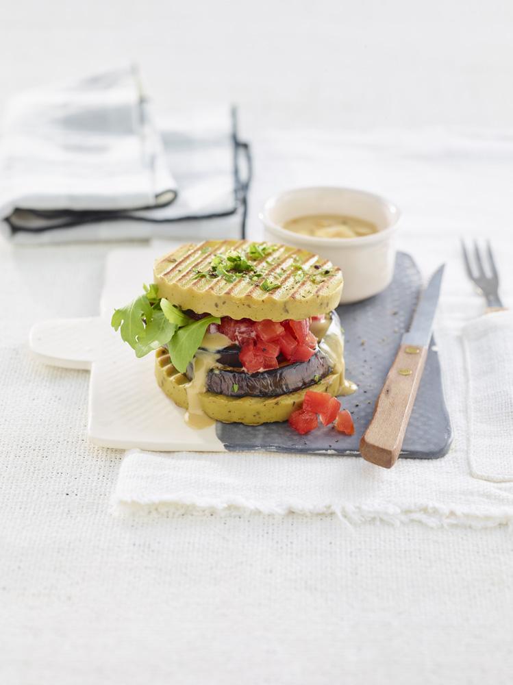 doppio burger fior di natura