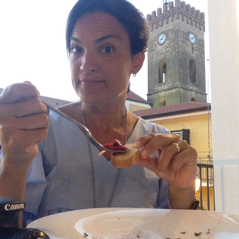 francesca pace food blogger