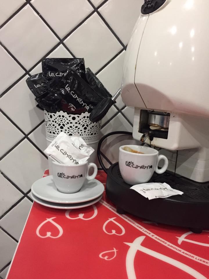 Caffé cinema