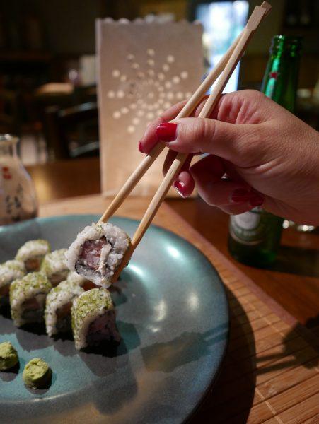 sushi sour