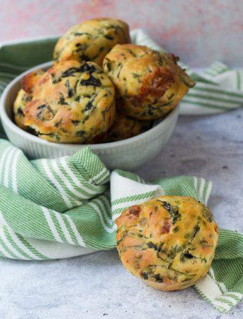 Muffin salsicce e friarielli