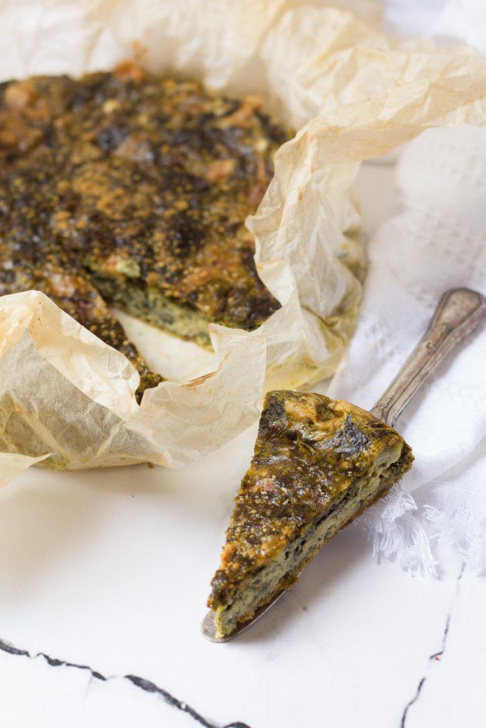 Torta salata bietole e formaggio evidenza 1
