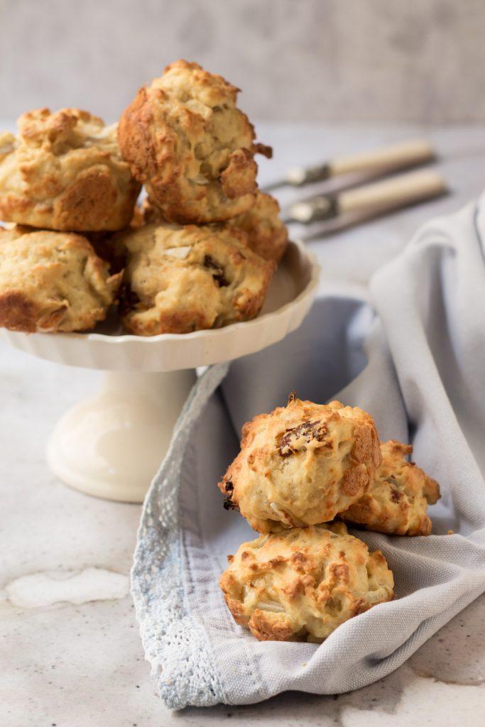 Muffin tonno e pomodori secchi 1