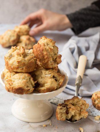 Muffin tonno e pomodori secchi 5