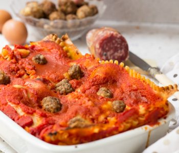 Lasagna Napoletana 2